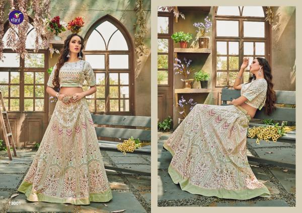Vitara Fashion Magic Vol-13 13001-13002 Series