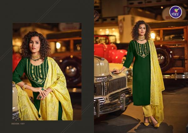 Vitara Fashion Saffair 1001-1004 Series