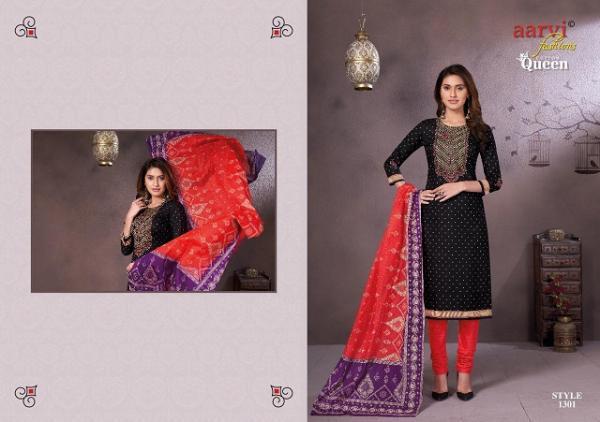 Aarvi Fashion Queen Vol-3 1301-1312 Series