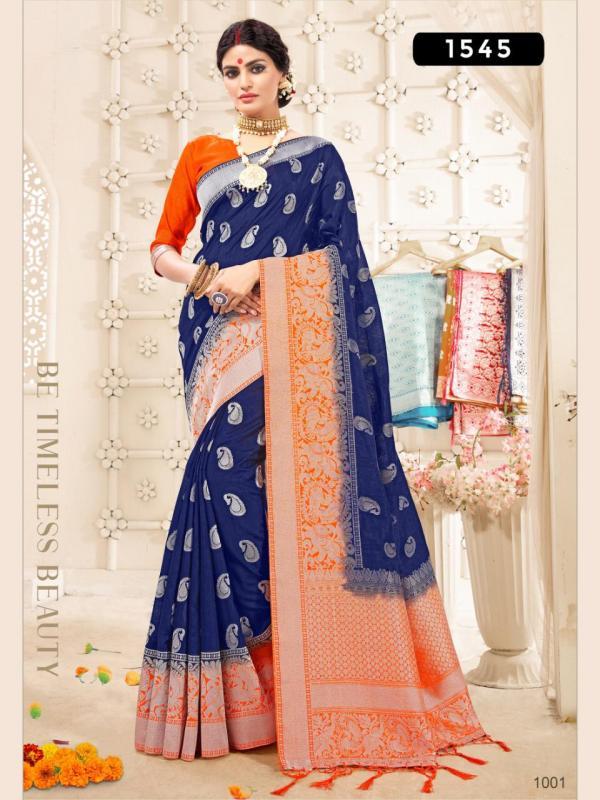 Style Instant Kavya Silk 1545-1554 Series