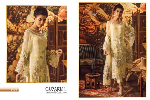 Shree Fabs Guzarish 6101-6106 Series