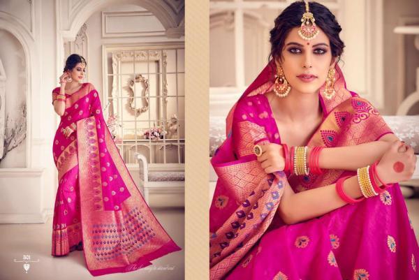 Raj Sanskar Maharani Silk 301-311 Series