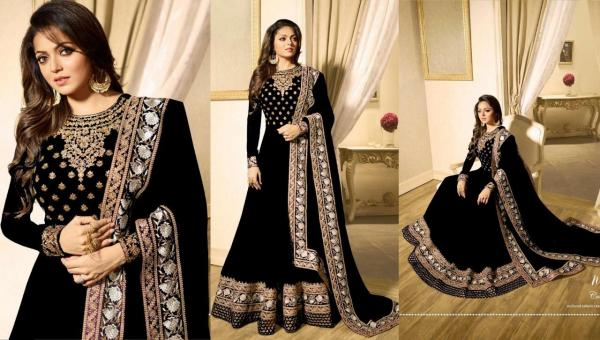 LT Fabrics Nitya 1703 Colors Premium Quality Dress