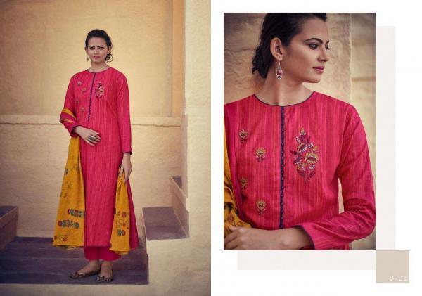 Varsha Fashion Ehrum Urvi U-01 to U-04 Series