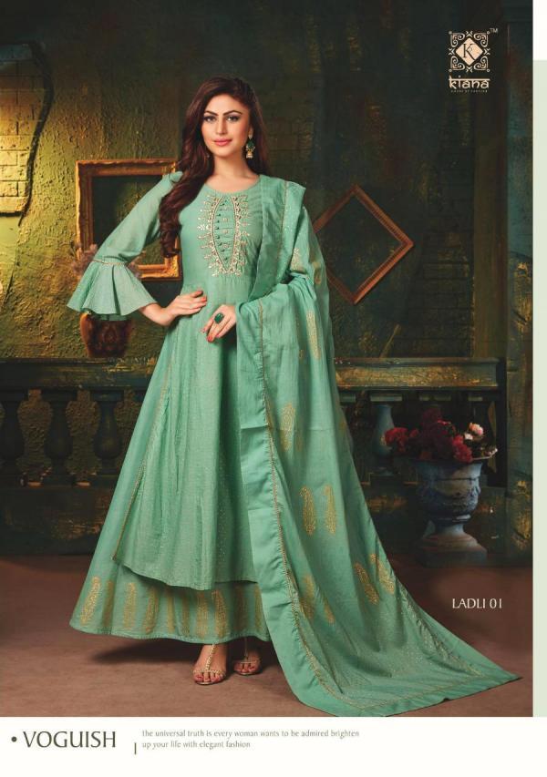 Kiana Fashion Ladli 01-06 Series