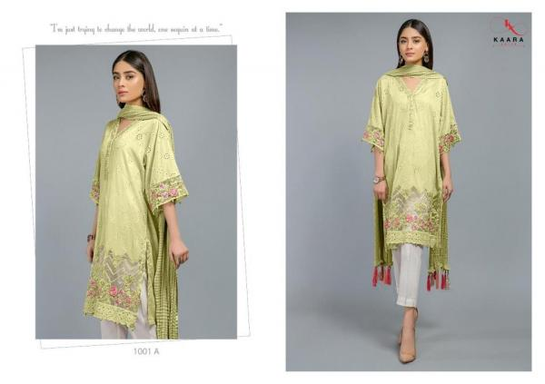 Kaara Suits Mariya B Lawn 1001A-1001E Series
