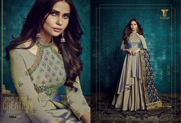 Tarrah Fashion Alina Vol 1 Ready Made Stunning Gown 1004 Colors