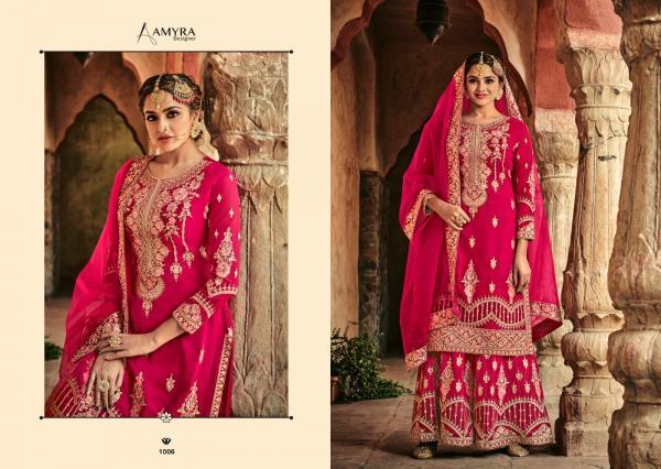 Amyra Designer Gulshan Vol-2 1006-1010 Series