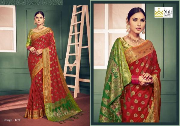 Style Instant Hastkala Silk 1274-1285 Series
