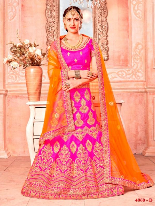 Rinky Fashion Mohini 4060-4063 Series