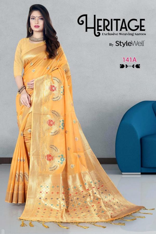 Stylewell Heritage 141 Colors