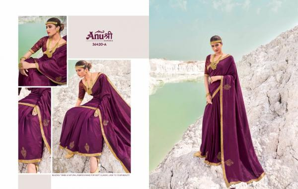 Anushree Nargis 36420 Colors