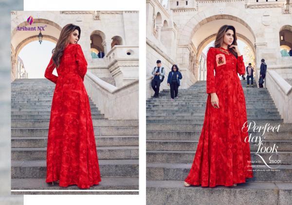 Arihant Designer Heritage 25001-25008 Series