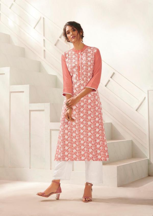 Vink Fashion Lucknowi Vol-4 981-986 Series