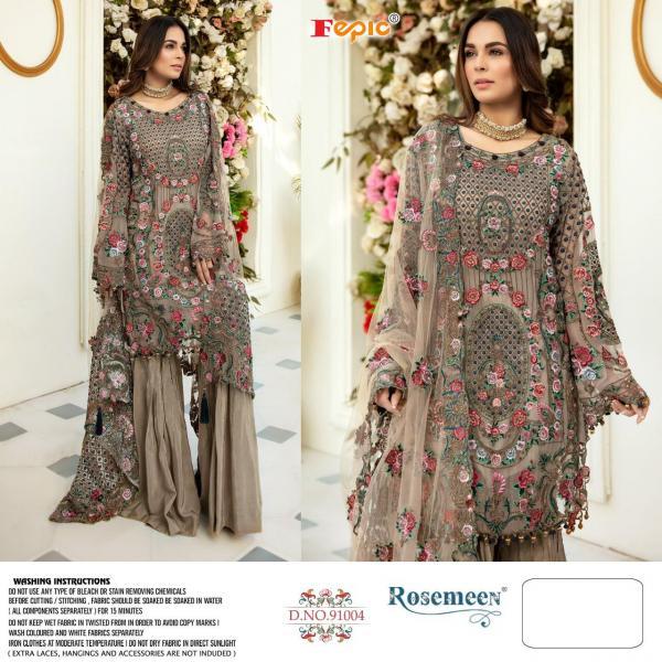 Fepic Rosemeen 91004 Designer Suits