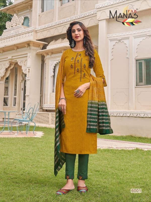 Manas Fab Arina 6001-6006 Series