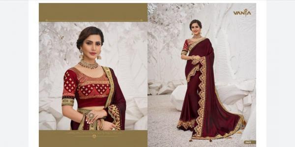 Vanya Saree Vol-16 2601-2616 Series