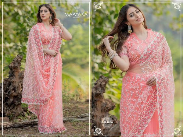 Mayka Saree 1006-1029 Series