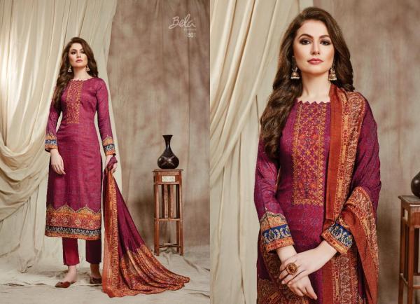 Bela Fashion Saanjh 801-808 Series