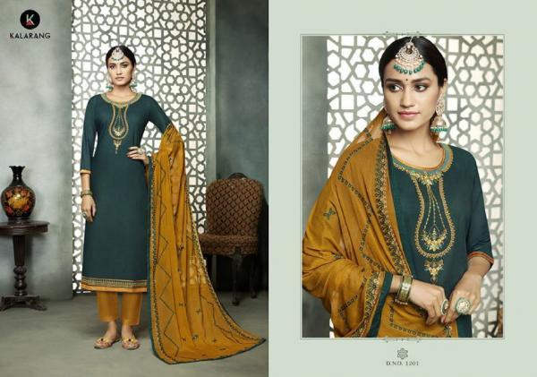 Kalarang Fashion Gold Star Vol-3 1201-1204 Series