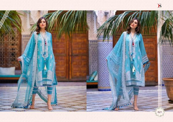 Deepsy Suits Sobia Nazir 621-626 Series