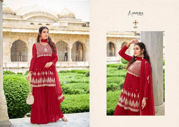 Amyra Designer Florence 501-504 Series