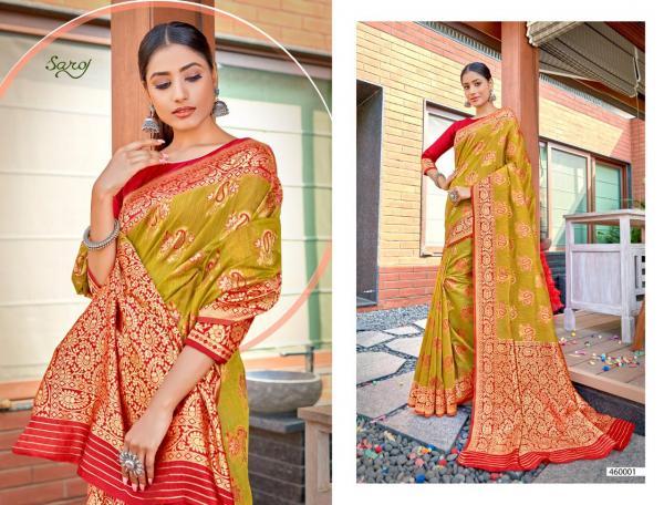 Saroj Saree Rajkanya 460001-460006 Series