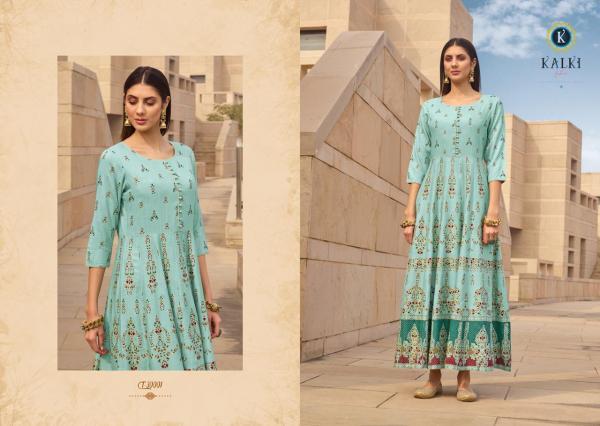 Kalki Fashion Womaniya 30001-30008 Series