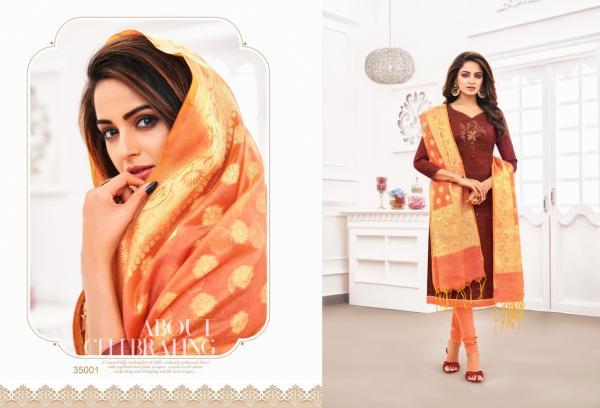 Banarasi Vol-3 35001-35012 Series