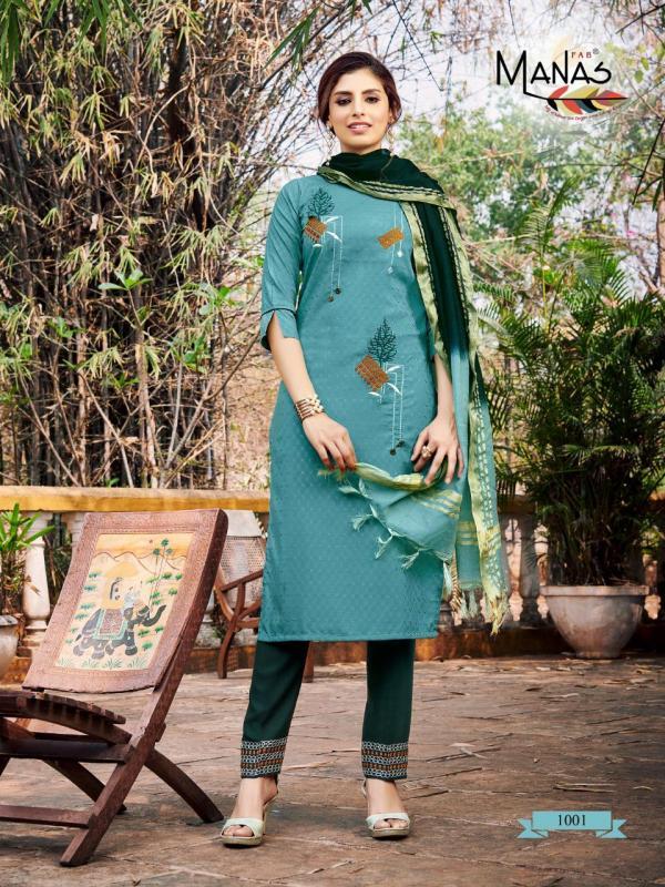 Manas Fab Kaara 1001-1006 Series