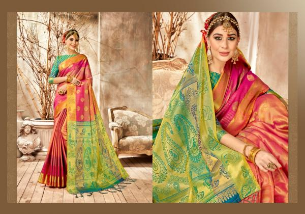 DE Silk Saree 3001-3008 Series