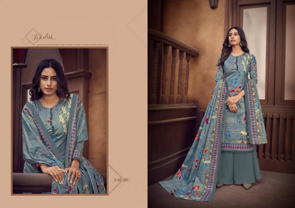 Shree Laxmi Textiles Meenaz Vol-1 1001-1010 Series