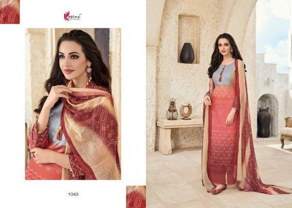 Kesari Trendz Alisa Vol-6 1043-1050 Series