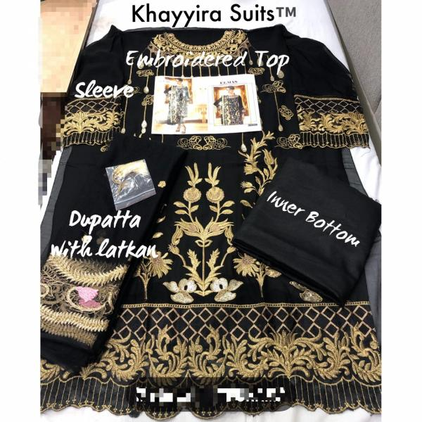 Khayyira Suits Elmas 1004 Real Image