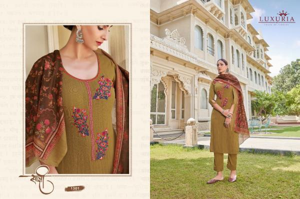 Luxuria House Of Fashion Rezza 1301-1306 Series