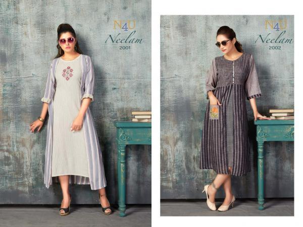 Tunic House N4U Neha Fashion Neelam 2001-2006 Series