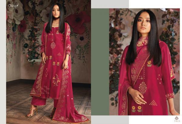 Ganga Cherie 7825-7830 Series