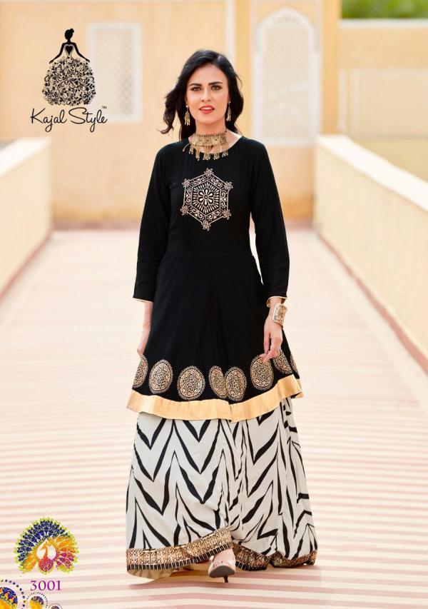 Kajal Style Fashion Lakme Vol-3 3001-3006 Series