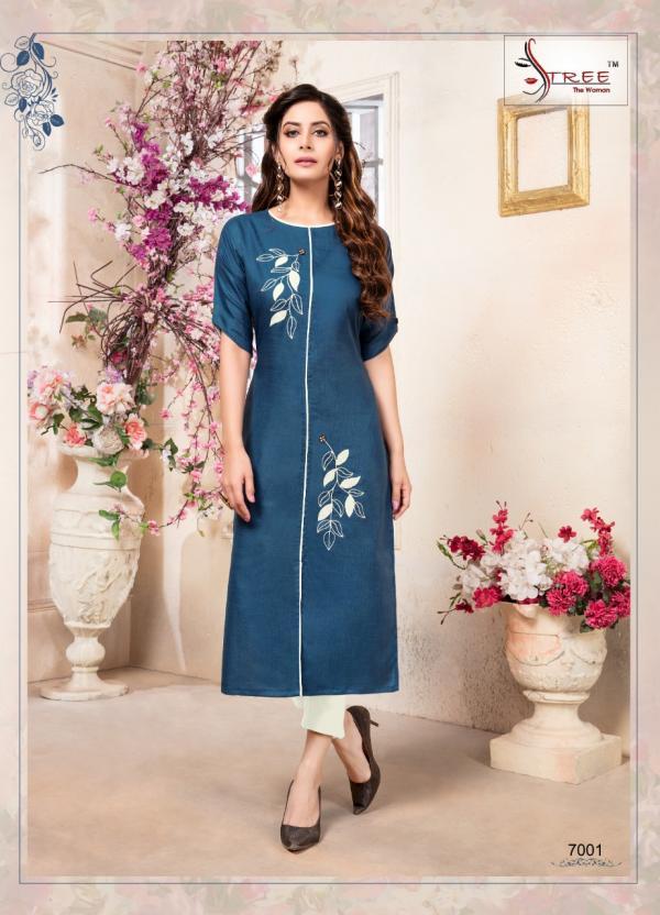 Shree Sangit Step-7 7001-7006 Series
