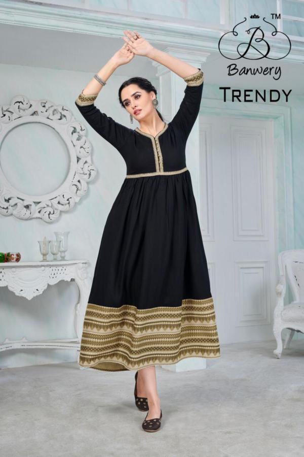 Banwery Trendy 1001-1004 Series