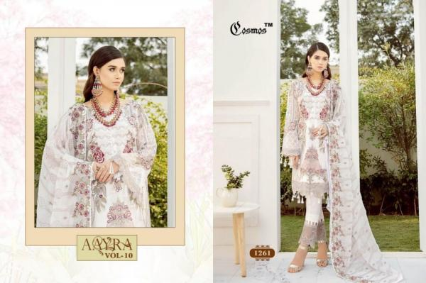Cosmos Fashion Aayra Vol-10 1261-1266 Series