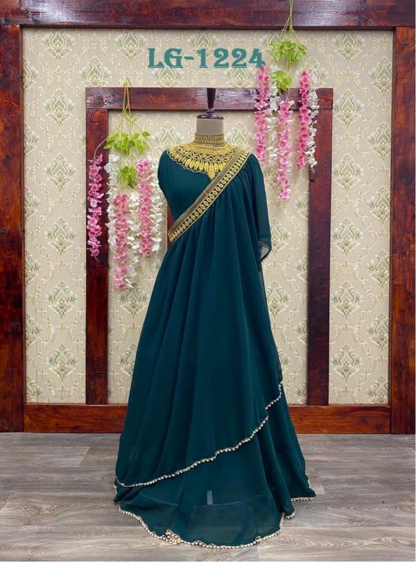Bollywood Design Gown LG-1224