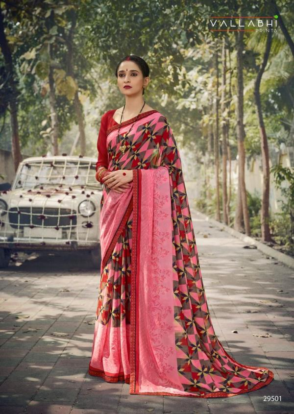 Vallabhi Prints Shravya Vol-4 29501-29512 Series