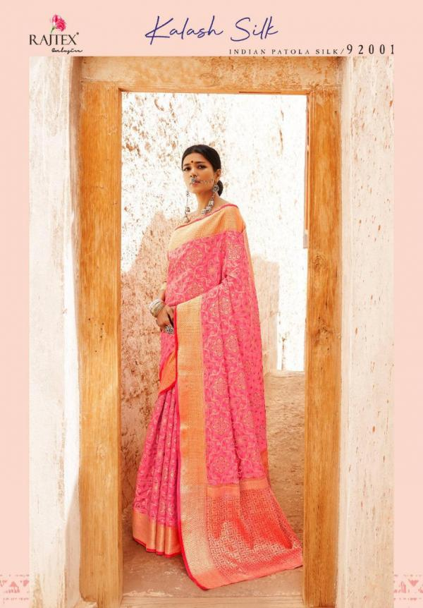Rajtex Kalash Silk 92001-92010 Series