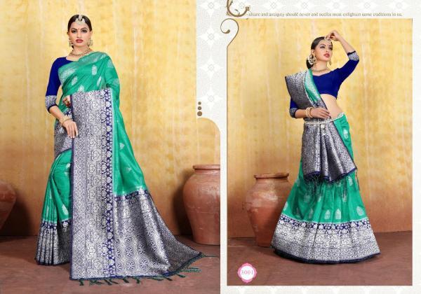 NP Saree Manali 3001-3013 Series