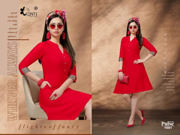 Kinti Fashion Pulse Vol-10 1001-1010 Series