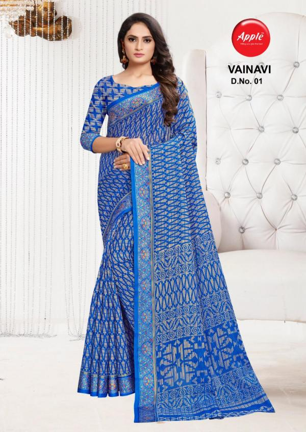Apple Saree Vainavi 01-06 Series