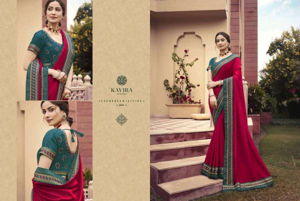 Kavira Saree Aarna 1801-1809 Series