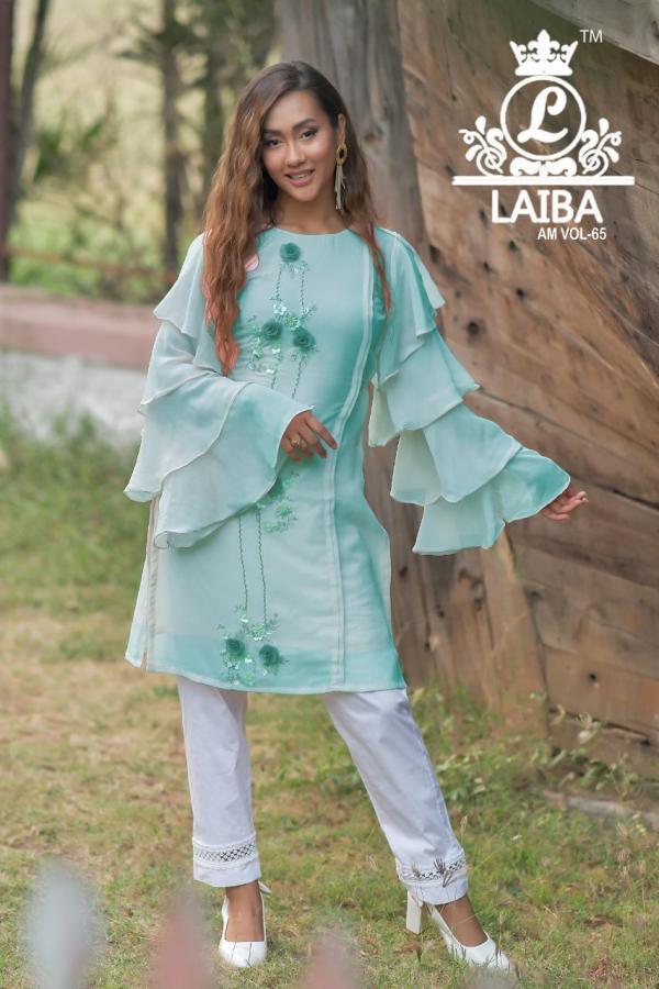 Laiba The Designer Studio Am Vol-65 Colors
