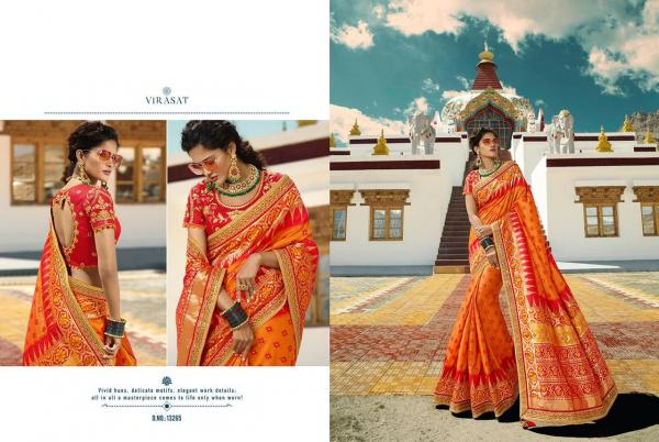 Royal Virasat Saree Vol-31 13265-13281 Series